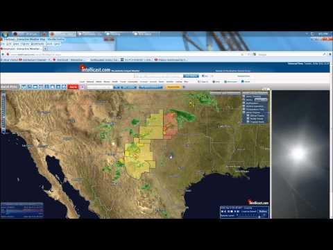 4/9/2012 -- Tornadoes, Large Hail, Damaging winds = Texas, Oklahoma, Arkansas, Missouri