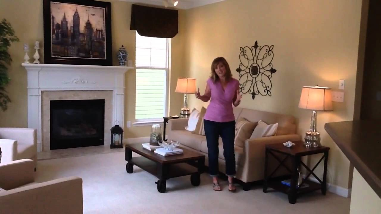 Merveilleux Home Staging After  By A Fresh Look Design, Charlotte NC   YouTube
