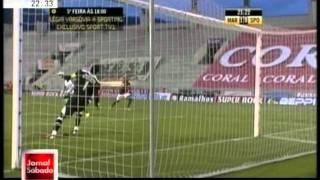 Maritimo 2 Sporting 0