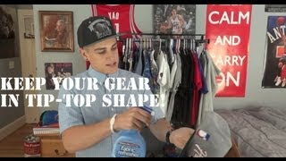 Staying Fresh! Ep. 2 - Keep Your Gear Lookin' Fresh!