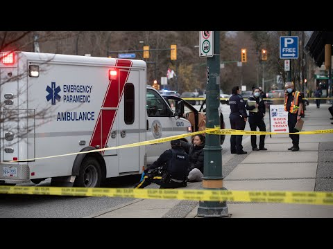 Witness to B.C. stabbing describes 'chaotic scene'