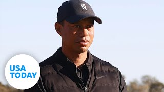 Tiger Woods Involved In Serious Car Crash | USA TODAY