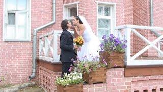 Свадебный ролик - Роспись в Мураново