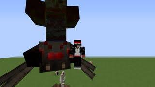 MineCraft {1.5.2} [Обзор Модов] №55 - Craftable Animals (сорри за большие лаги с середины видео :\ )