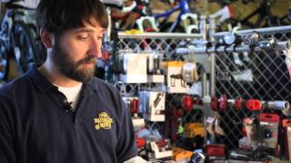 The Bicycle Shop - lights for your bike