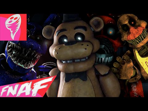 """""""It's Me"""" - Five Nights at Freddy's SONG by TryHardNinja 
