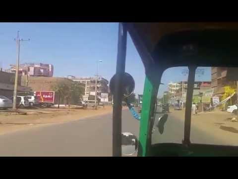 Sudan, Khartoum Experiencing local cars Tuk - Tuk :)