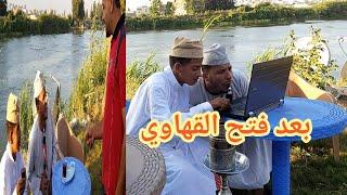 اكبر مشكله بعد فتح القهاوي بين الحاج زموط وعتريس بسبب الحساب 💣👮♂️👮♀️👮♀️👮♀️👮♂️