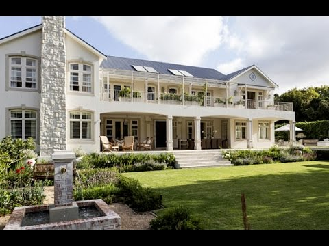 A French villa right in the heart of Cape Town