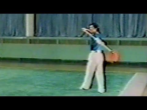 【武術】1976 張承冰 (槍術) / 【Wushu】1976 Zhang Chengbing (Qiangshu/Spearplay)