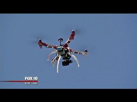 Drone/UAV flying: Is it legal? Is it safe?