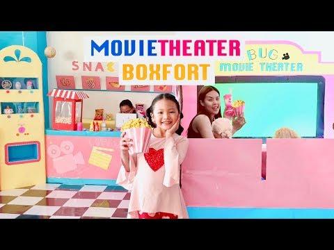 Bug Movie Theater Boxfort