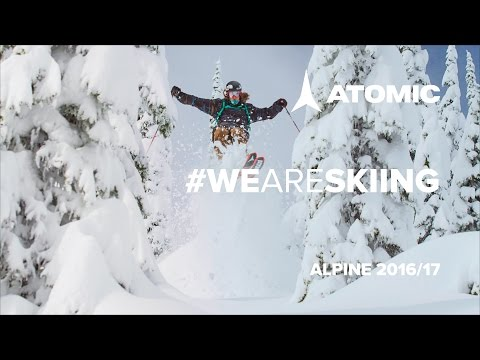 #WEARESKIING Alpine 2016/17
