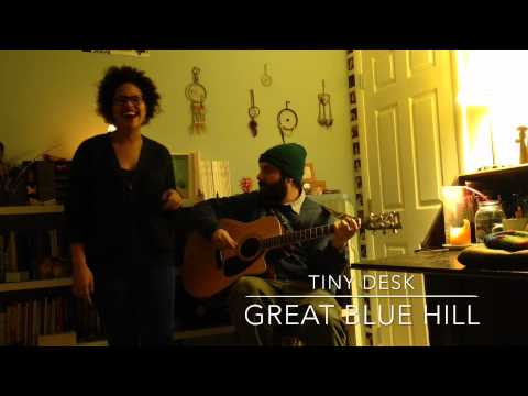 Great Blue Hill | tiny desk concert