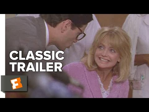 Protocol (1984) Official Trailer - Goldie Hawn, Chris Sarand