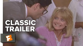 Protocol (1984) Official Trailer - Goldie Hawn, Chris Sarandon Movie HD