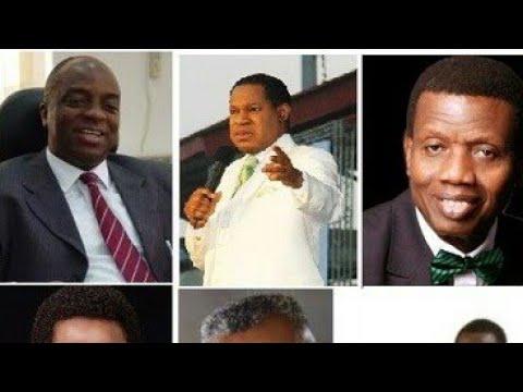 Top 5 Most influential Pastors In Nigeria & Their Achievements