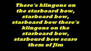 Star Trekkin, song with lyrics.