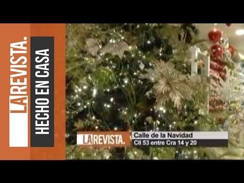 adornos navidenos calle 53 bogota regalos caros de navidad