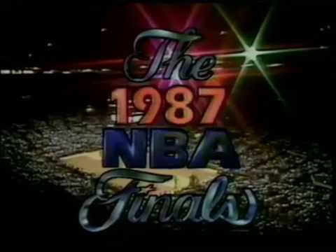 NBA Finals 1987 Celtics at Lakers Game 6 (full)