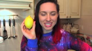 Катя Клэп! Вызов Принят   Поедание Лимонов, CHUBBY BUNNY, NO MIRROR MAKEUP