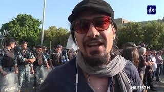 تواصل الاحتجاجات لليوم الـ 23 للمطالبة بإسقاط الطبقة السياسية (8/11/2019)