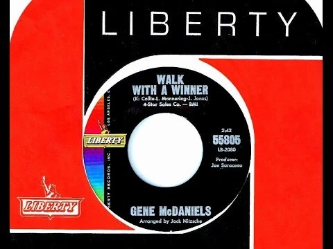 Gene McDaniels (Jack Nitzsche) - WALK WITH A WINNER  (1965)