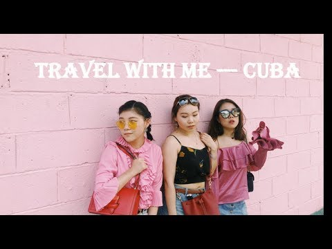 Travel with me ---- Cuba