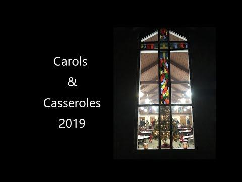 Carols & Casseroles