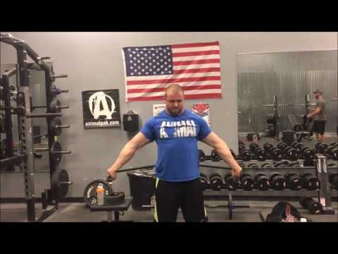 Rotator Cuff Warmup Prior to Benching