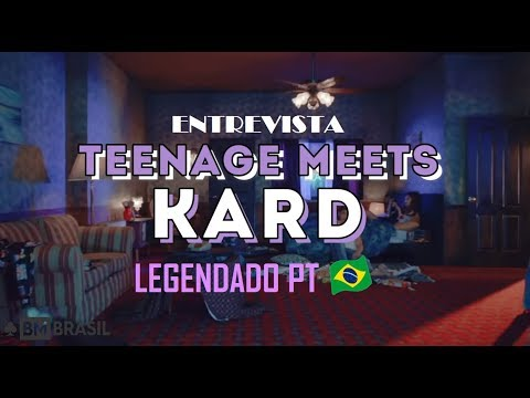 Entrevista do KARD para a revista TEENAGE Singapore [LEG PTBR]