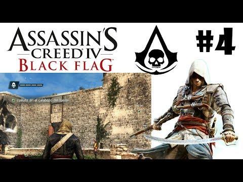 Assassins Creed 4: Guia español #4 || ¿Y mi azúcar? (100% objetivos) || Secuencia 2 - Recuerdo 2