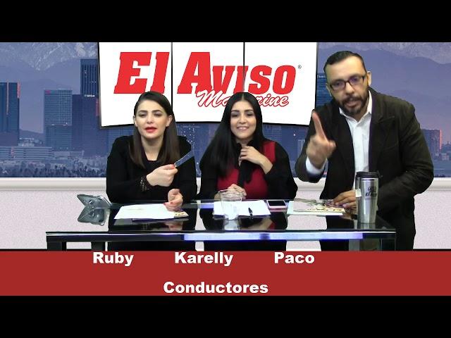 NATALIA REYES EN LA PORTADA DE #ELAVISO MAGAZINE