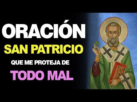 🙏 Oración a la Coraza de San Patricio para PROTECCIÓN CONTRA EL MAL 👹 Y todo Peligro
