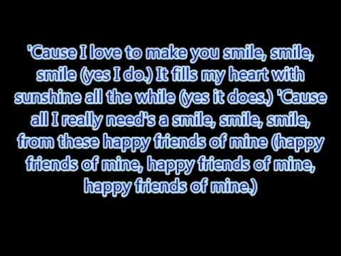 "Pinkie Pie & Foozogz - ""Smile (HD Remix)"" lyrics"