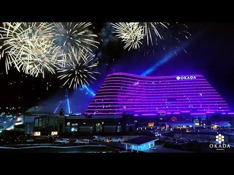 Okada Manila: The Grand Fountain Unveiling