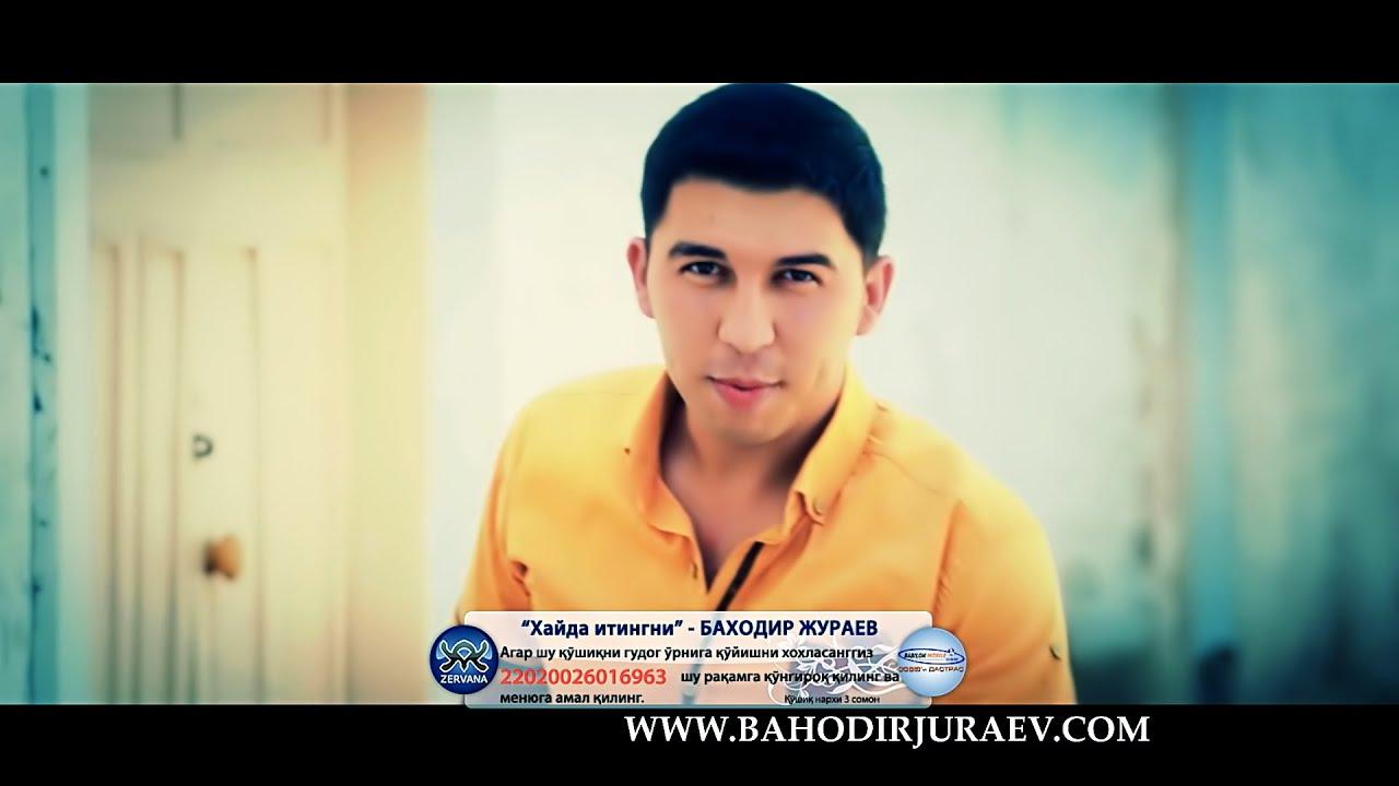 Bahodir Juraev - Xayda itingni
