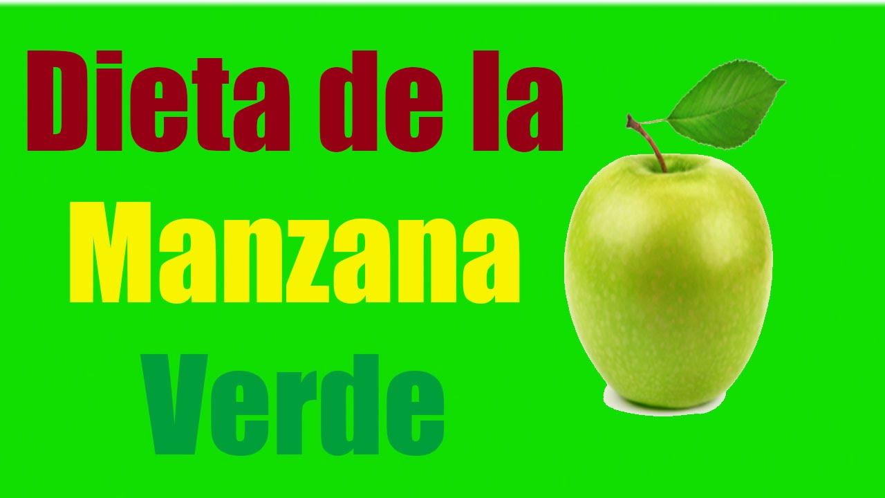 Dieta de la manzana para perder peso