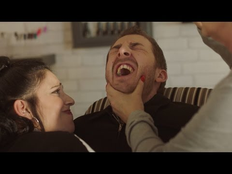Leo gets his eyebrows plucked - Boy Meets Girl: Series 2 Episode 4 - BBC Two