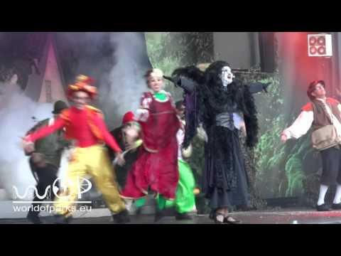 Halloween Horror Fest 2015 - Scary Tale Terror Show - Movie Park Germany - Musikshow