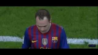Barcelona 1-2 Real Madrid Match Report HD All goals Chances