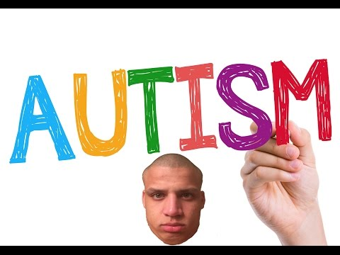 Tyler1 Takes Autism Test