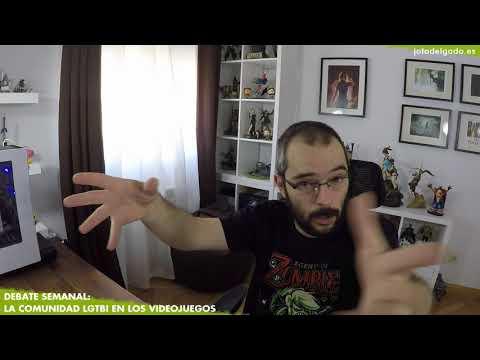 LA COMUNIDAD LGTBI EN LOS VIDEOJUEGOS | Debate Semanal | Jota Delgado