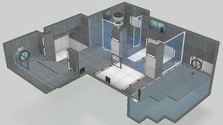 """Portal 2 Blind Playthroughs: Episode 149: """"Gemination"""" by Gigopler"""