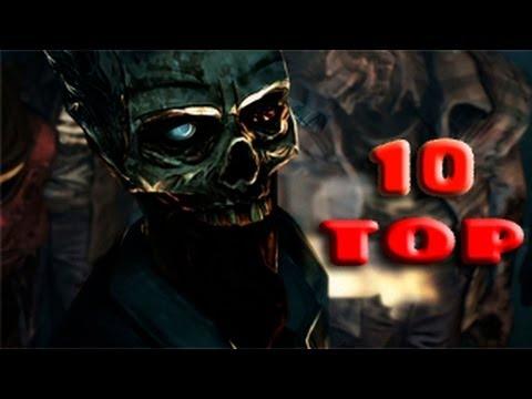 ТОП-10: самые лучшие игры про зомби.