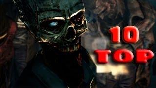 ТОП-10 самые лучшие игры про зомби.