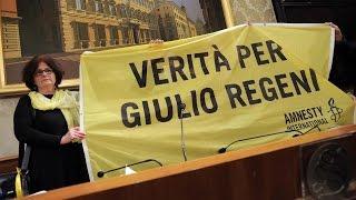 بالفيديو.. نص كلمة والدة «ريجيني» أمام البرلمان الإيطالي: وجدت شرور العالم على وجه أبني