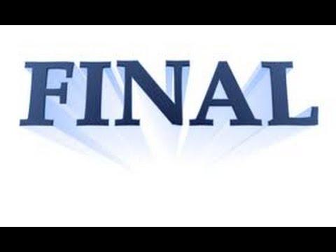 Final Copa Msn - Aliancce Vs São Paulo - ( Completo )