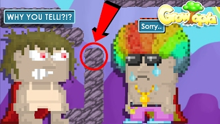 10 Secret Worlds Owned by @Seth | Growtopia