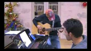 Jason Mraz at the Star Academy France Part 2